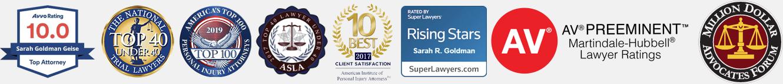 Avvo Top Attorney 10.0