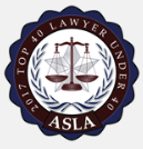 ASLA Top Under 40 Lawyers