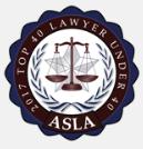 ASLA Top Under 40 Lawyers